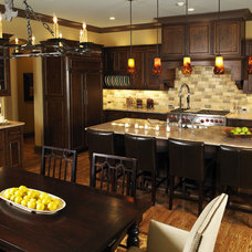 Kitchen by Castle Homes