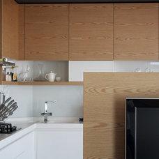 Contemporary Kitchen by SVOYA studio