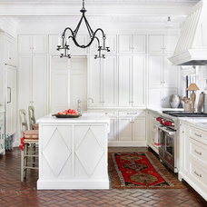 Traditional Kitchen by Emily Followill Photography