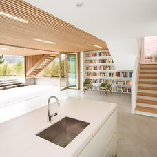 Modern Kitchen by Eric Scott Photography