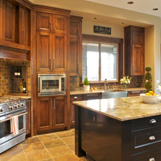 Traditional Kitchen by Nordby Design Studio, Architecture & Interiors LLC