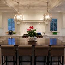 Smith Kitchen ceiling