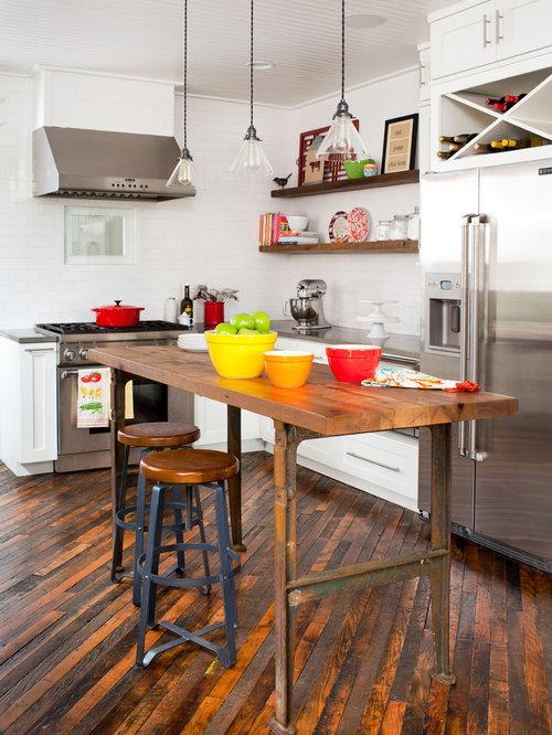 Eclectic Atlanta Kitchen Design Ideas & Remodel Pictures ...