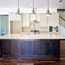 Traditional Kitchen by Glenn Layton Homes