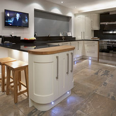 Contemporary Kitchen by Paul Leach Photography