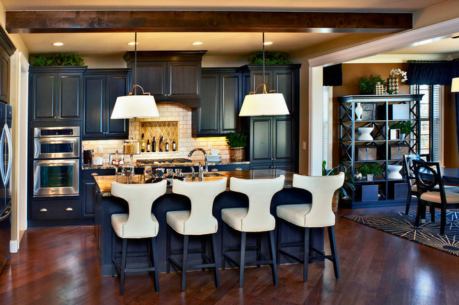 Traditional Kitchen by Koerner Imaging