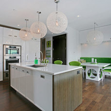 Contemporary Kitchen by Laura Dante Photography