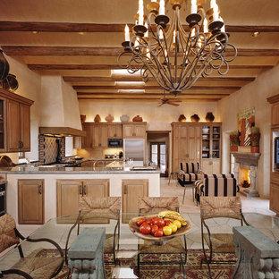 Santa Fe Style Kitchen Ideas Houzz