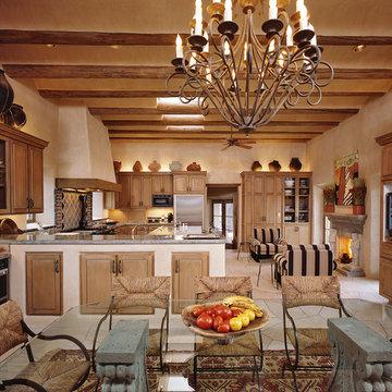 Interiors New Mexico / Santa Fe Style
