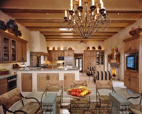 Santa Fe Style Houzz