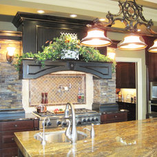 Traditional Kitchen by Realstone Systems
