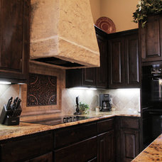 Traditional Kitchen by River Hills Custom Homes