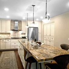 Traditional Kitchen by RD Architecture, LLC