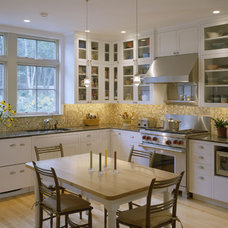 Contemporary Kitchen by Knight Associates