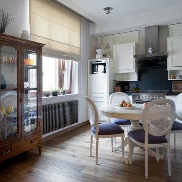 Интерьер квартиры в жилом комплексе «Шуваловский»