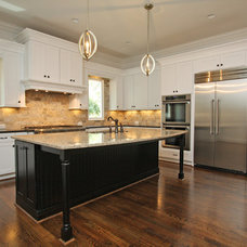 Traditional Kitchen by Georgia Contractor Group