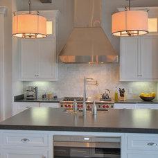 Contemporary Kitchen by Palmetto Cabinet Studio