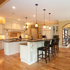 Traditional Kitchen by Cablik Enterprises