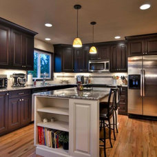 Traditional Kitchen by Candace Nordquist Interiors