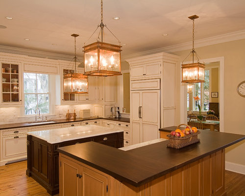 Houzz Lantern Backsplash Design Ideas Remodel Pictures