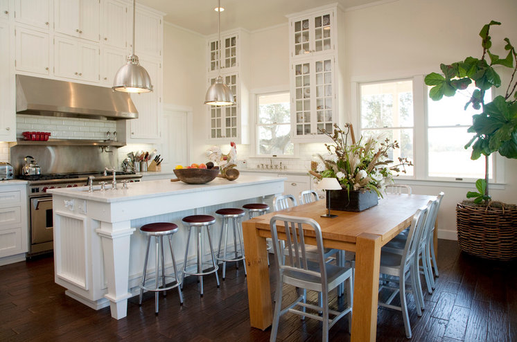 Country Kitchen by Margot Hartford Photography