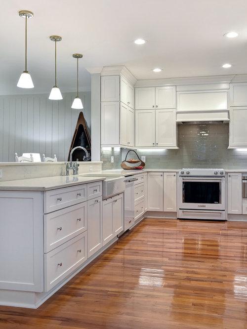 Beach Style Kitchen Design Ideas Renovations Amp Photos