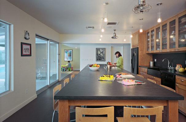 Modern Kitchen by Ira Frazin Architect