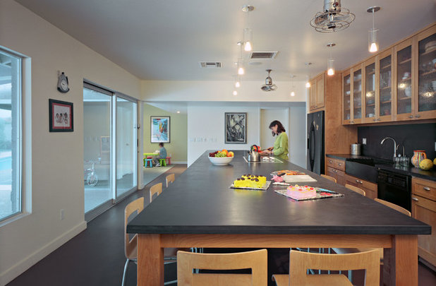What to consider with an extra long kitchen island