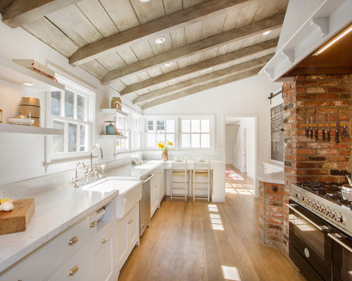 SaveEmail - Wood Panel Ceiling Houzz