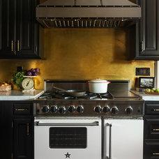 Modern Kitchen Iron Chef Jose Garces' BlueStar Kitchen