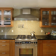 Contemporary Kitchen by Jenni Leasia Design