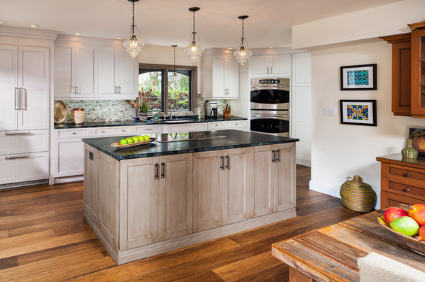 Contemporary Kitchen by Catherine Monaghan