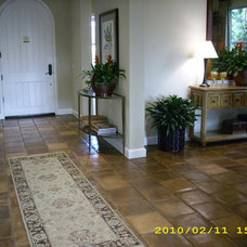 Mediterranean Wall And Floor Tile by ARTO
