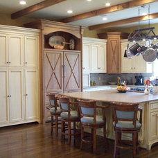 Traditional Kitchen by Cabinet Concepts, Greensboro