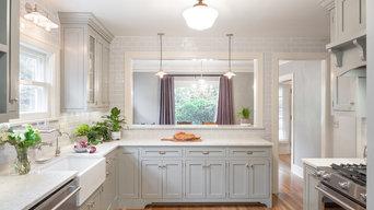 Irvington Historical Kitchen Remodel