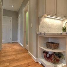 Traditional Kitchen by JPID Construction & Design LLC