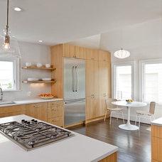 Modern Kitchen by The Works