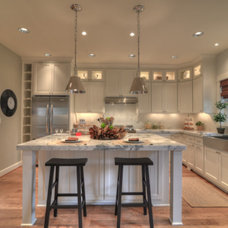 Traditional Kitchen by TTM Development Company