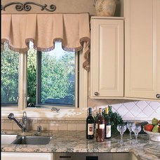 Traditional Kitchen by Interiors by Lois/Decorating Den Interiors