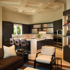 Contemporary Kitchen by b+g design inc.