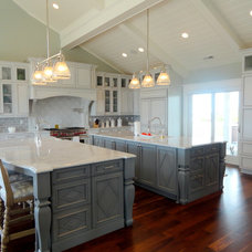 Traditional Kitchen by David James and Company