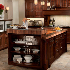 Traditional Kitchen by Jeff Gilman Woodworking Inc.