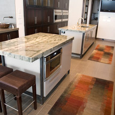 Contemporary Kitchen by Kitchens by Richards Inc