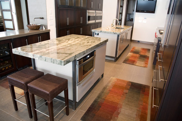 Contemporary Kitchen By Cabinetry Studio Mainstreet