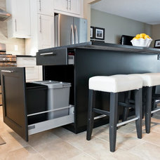 Contemporary Kitchen by LindenCraft Fine Renovation and Design