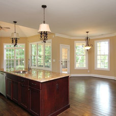 Traditional Kitchen by Stanton Homes