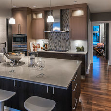 Contemporary Kitchen by Alair Homes
