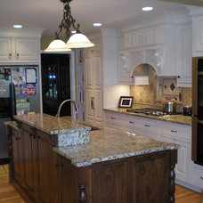 Traditional Kitchen by Architectural Kitchens & Baths, LLC