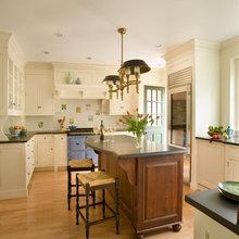 Kitchen Island Mahogany