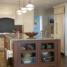 Traditional Kitchen by Northshore Kitchens Plus